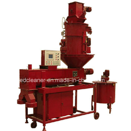 Seed Dressing Mixer Coating Machine pictures & photos
