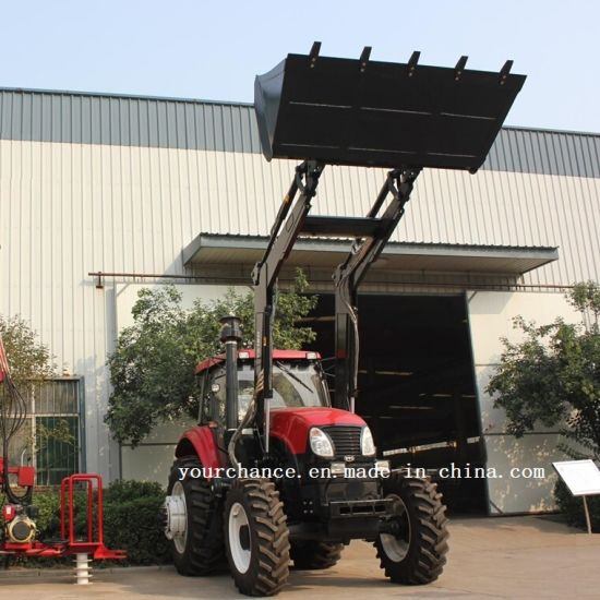 Tz16D Tip Quality Big Front End Loader for 140-180HP Tractor Made in China pictures & photos