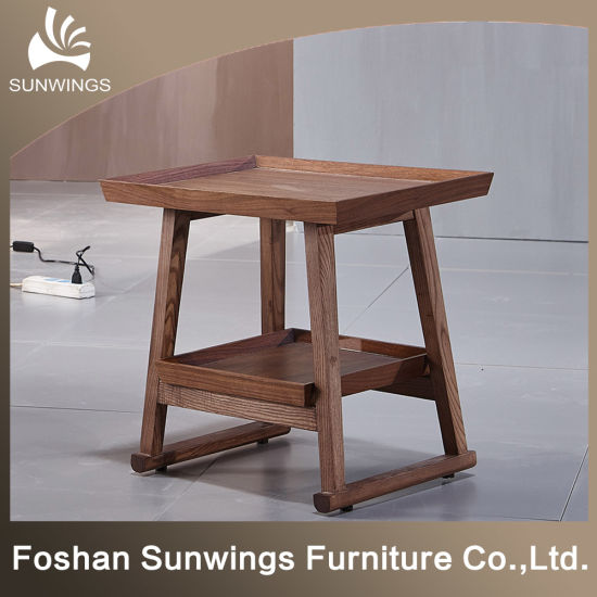 The Wooden Side Table for Living Room From China pictures & photos