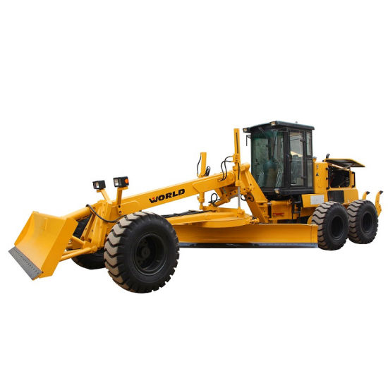Cummins Engine Self-Propelled Articulated Motor Grader pictures & photos