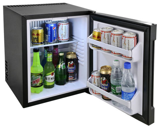 30L Mini Refrigerator Hotel Minibars with Foam Door pictures & photos