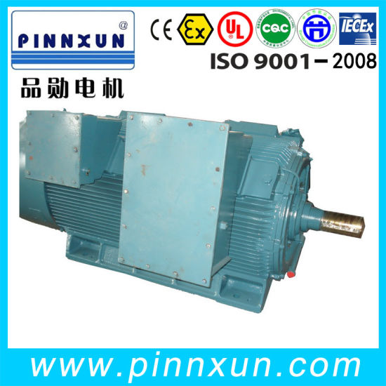 Three Phase Squirrel Cage Compact Type 560kw Induction Motor pictures & photos