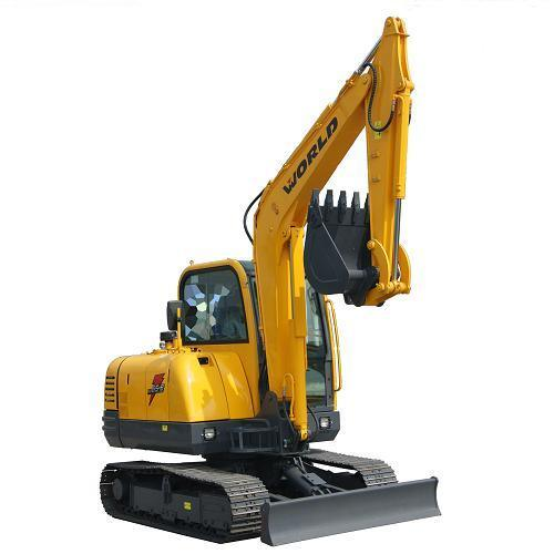 6ton Small Size China Mini Excavator Compare to PC60 pictures & photos