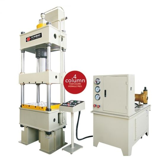 Y32 Four Column Type Hydraulic Press for Sheet Metal Stamping pictures & photos