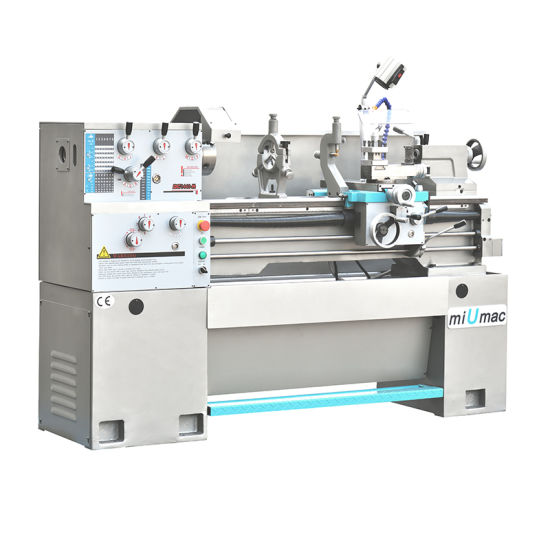 Manual Metal Bench Mini Lathe Machine (GH-1440K) pictures & photos