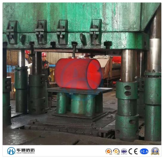 Carbon Steel ASTM A234 Wpb 180 Degree Elbow, ANSI B16.9 Lr Butt Weld (BW) Elbow Pipe Fittings pictures & photos
