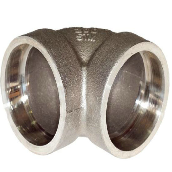 B16.11 Pipe Fitting, Socket Weld Fittings, Thread Pipe Fitting, Scoket Elbow pictures & photos
