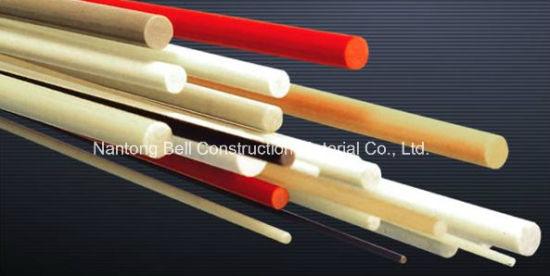 Glassfibre Solid GRP Rod, Solid Fiberglass Stick, FRP Solid Rod. pictures & photos