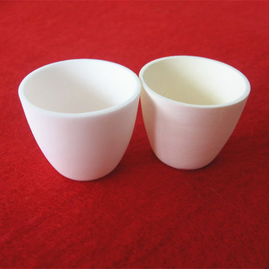 High Temperature Refractory Corundum Crucible for Laboratory pictures & photos