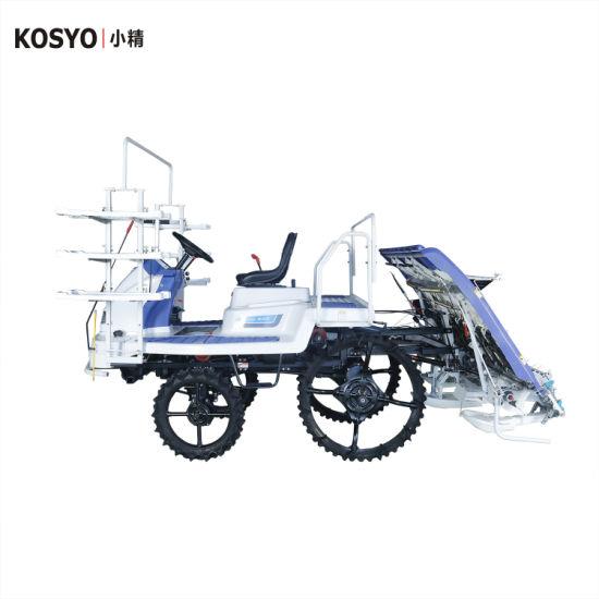 High Precision Gasoline Diesel Engine Kosyo Rice Planting Machine pictures & photos