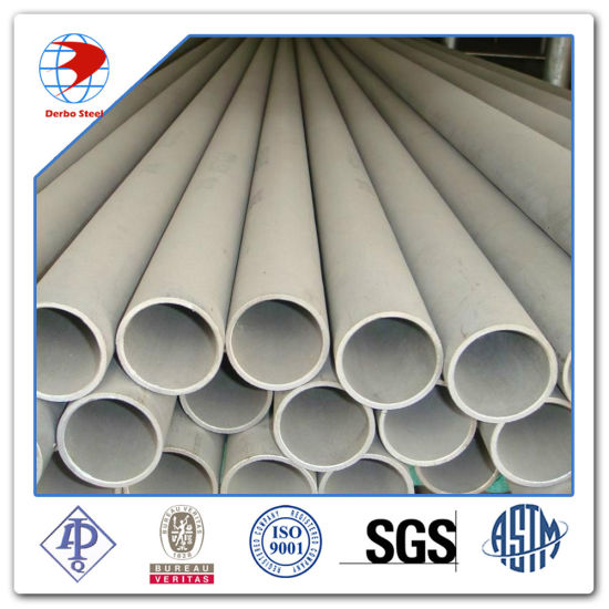 ASTM A312 TP304 Stainless Steel Pipe pictures & photos