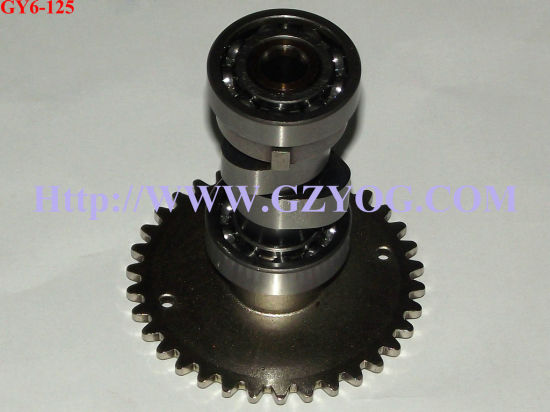 Yog Motorcycle Spare Parts Engine Camshaft Accessories Cam Shaft Cg125 Horse Ft125 Jaguar Gy6 Ybr125 Ds150 Dy100 Wave 110cc pictures & photos