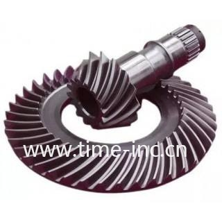 Custom Many Kinds of High Precision Angular Gear pictures & photos