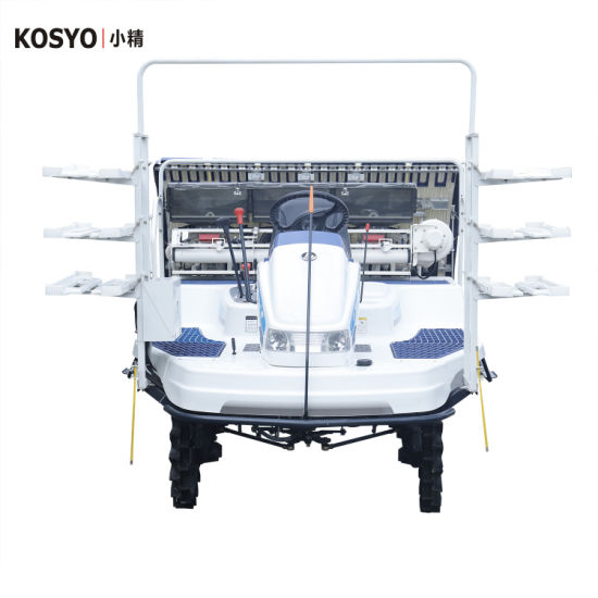 Automatic Riding Type Diesel Gasoline Rice Transplanter pictures & photos