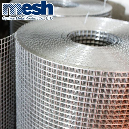 Stainless Steel Welded Mesh Roll pictures & photos