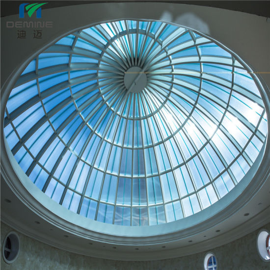 High Temperature Resistance Clear Polycarbonate for Dome Skylight pictures & photos