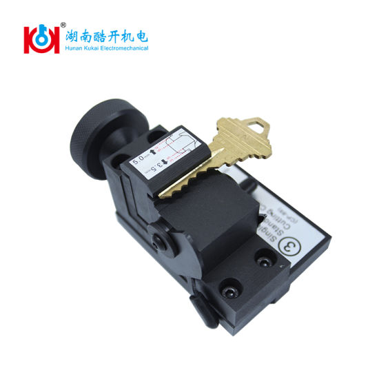 Latest Single-Sided Standard Key Clamps for Sec-E9 Key Cutting Machine Single-Sided Standard Key Cutting pictures & photos
