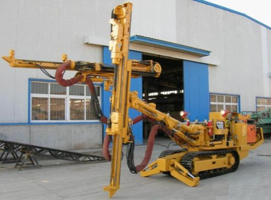 Hydraulc Double Boom Drilling Jumbo Double Boomer pictures & photos