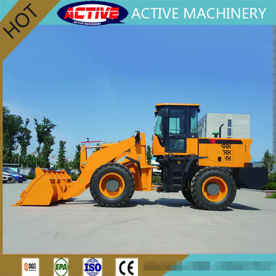 AL935C 2.5ton Ce Approved and factory price Wheel Loader pictures & photos