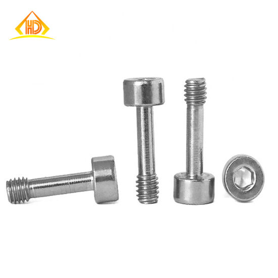 Stainless Steel Knurled Hexagon Socket Head Cap Screw pictures & photos