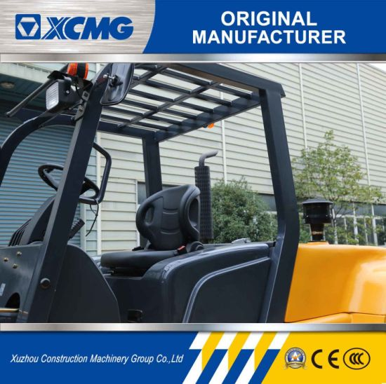 XCMG 5 Ton Diesel Forklift with Isuzu Engine for Sale pictures & photos