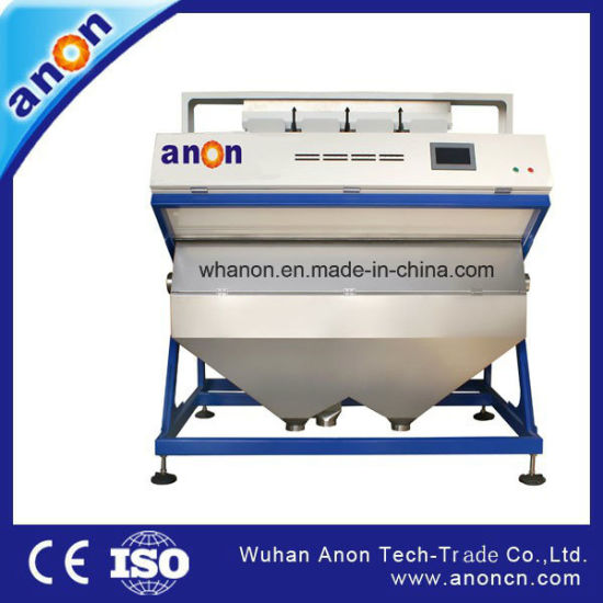 ANON CCD Rice Color Sorter Machine pictures & photos