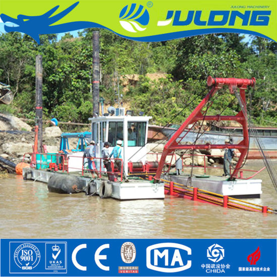 20 Inch Full Hydraulic Cutter Suction Dredger Ships for Sale pictures & photos