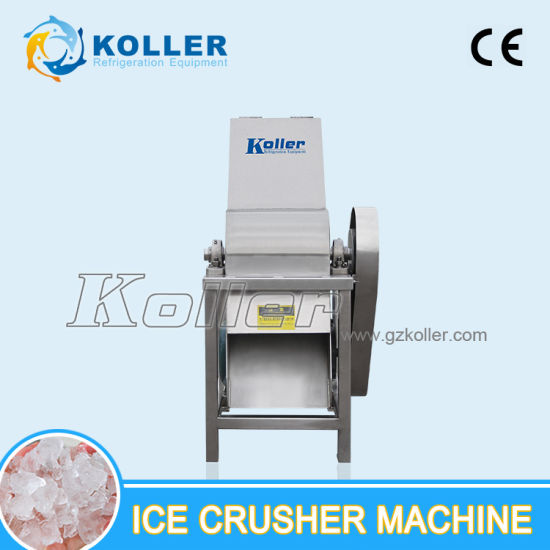 Middle Size Block Ice Crushed Machine pictures & photos