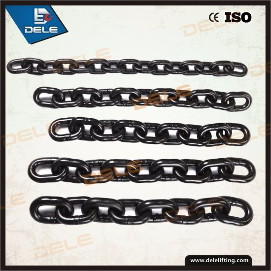 G80 Lifting Link Chain with Chain Hoist pictures & photos