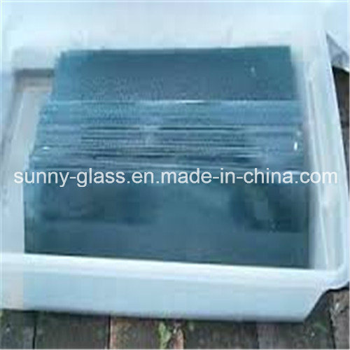 3-6mm Clear / Tinted Louver Glass for Window pictures & photos