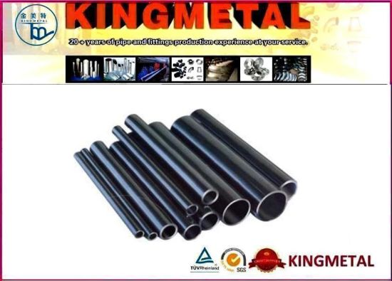 Alloy Seamless Steel Pipe and Tube pictures & photos