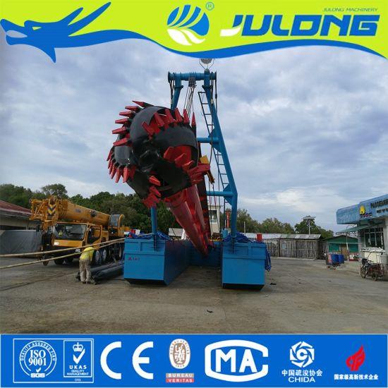 Julong Cutter Suction Dredger Sand Suction Dredger Sand Dredger pictures & photos