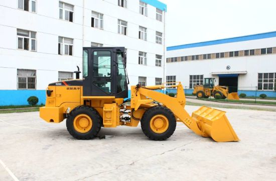 Front End Bucket Wheel Loader with 1.2cbm Capacity pictures & photos