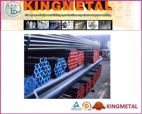 API 5L ASTM A106 Carbon Steel Pipe pictures & photos