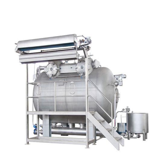 High Temperature Low Liquor Ratio Energy Saving Jet Fabric Cloth Textile Cotton Dyeing Machine pictures & photos
