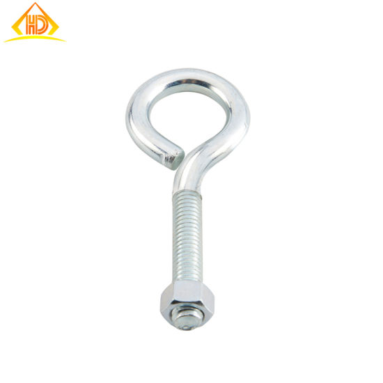 Round Head Stainless Steel Close Eye Bolt pictures & photos