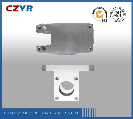 CNC Machining Aluminum Alloy Connecting Part pictures & photos