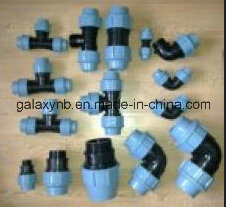 Competitive and Durable PP Compression Pipe Fittings for Irrigation pictures & photos