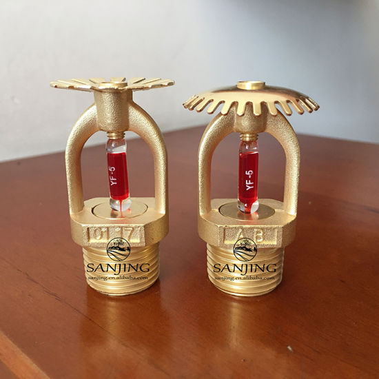 """1/2"""" Dn15 Brass Fire Sprinkler 68 Degrees pictures & photos"""