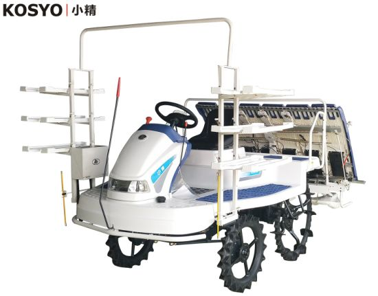 Agricultural Machinery Riding Type Rice Transplanter 2zg-630 pictures & photos