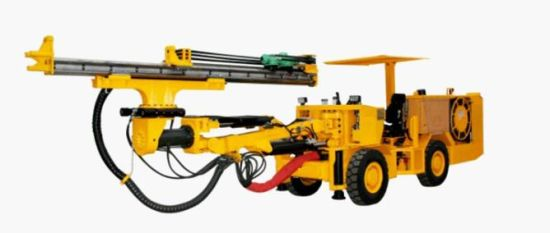 Hydraulic Face Drill pictures & photos