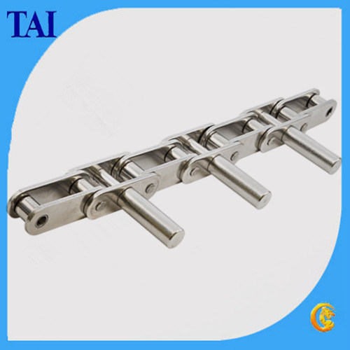 Stainless Steel Conveyor Chain with D1, D3 Attachment pictures & photos