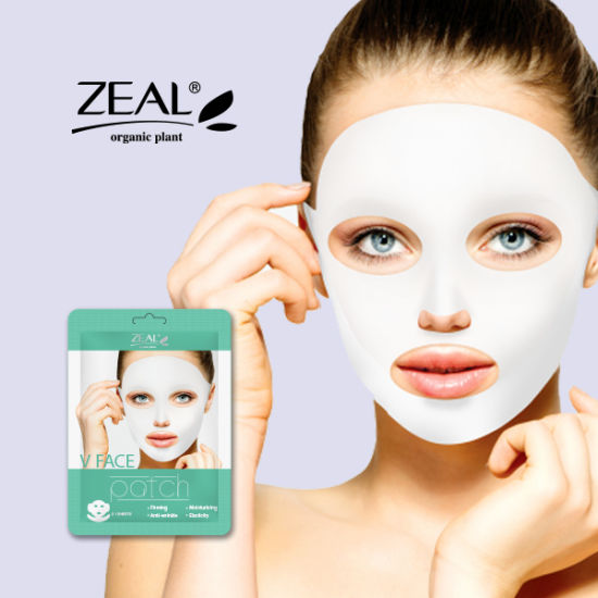 Full Face Lift Slimming Facial Massage Lift-up Chin V Face Mask pictures & photos