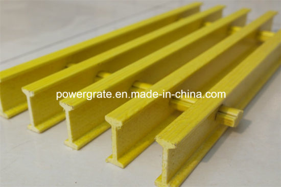 Fiberglass FRP Pultruded Grating pictures & photos