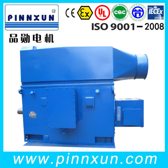High Voltage Slip Ring Motor Ball Crusher Electric Motor IC611 pictures & photos
