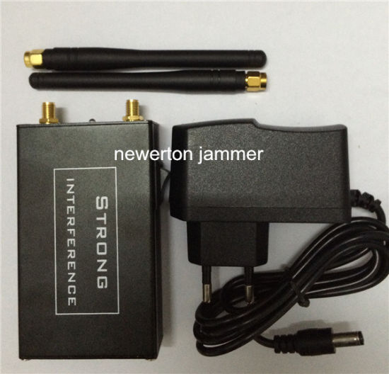 Strong Power 315MHz and 433.92MHz Car Remote Control Jammer Blocker pictures & photos