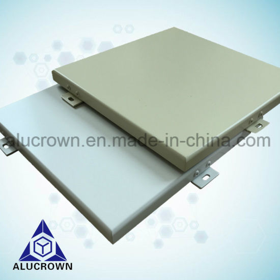 Exterior Wall Decoration Panel Aluminum Veneer with PVDF Color pictures & photos