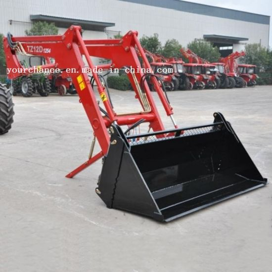 Hot Sale Tz12D Heavy Duty Big Front End Loader for 90-140HP Tractor with Ce Certificate pictures & photos