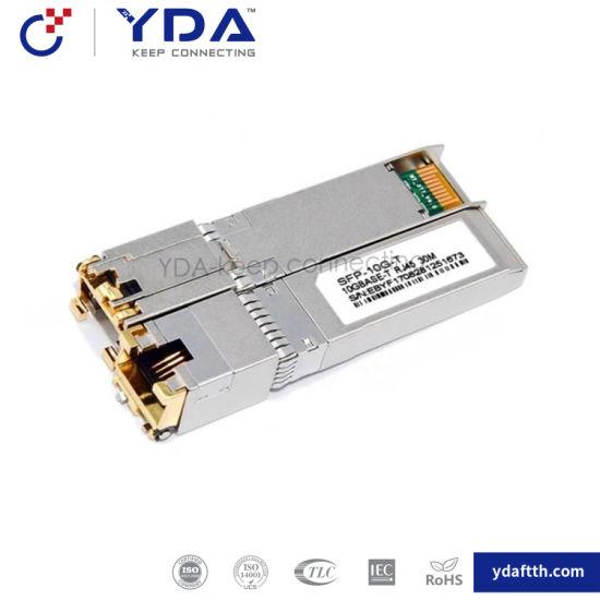 SFP-25g-Sr-S Compatible 25g SFP28 850nm 100m Sr4 Dom Transceiver Module pictures & photos