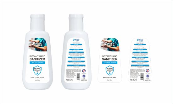 75% Alcohol Disinfectant Gel 60ml/80ml/100ml/235ml/250ml/520ml pictures & photos